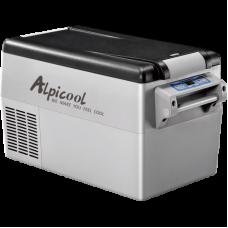 Компрессорный автомобильный холодильник Alpicool CF-35 (35 литров) 12/24/220V Вольт