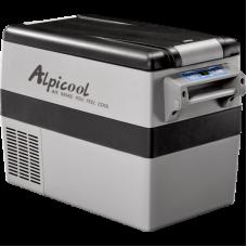 Компрессорный автомобильный холодильник Alpicool CF-45 (45 литров) 12/24/220V Вольт