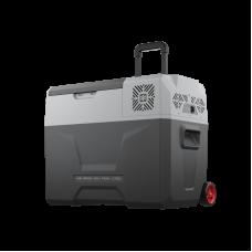 Компрессорный автомобильный холодильник Alpicool CX40 (40 литров) 12/24/220V Вольт (на колесиках)