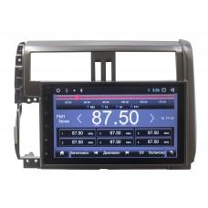 Штатная магнитола Toyota Prado 150 2010-2013 Android