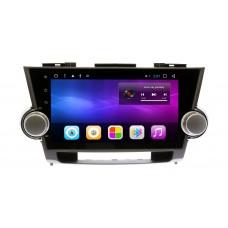 Штатная магнитола Toyota Highlander 2008-2013 Android 8 Core 2/32Gb