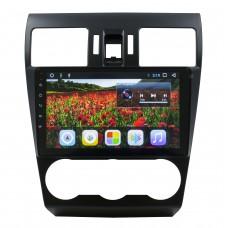 Штатная магнитола на Subaru XV, Impreza, Forester 2008-2012 на Android