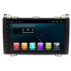 Штатная магнитола Mercedes-Benz Vito, Viano, Sprinter, A-класс, B-класс Android