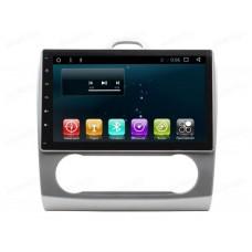 Штатная магнитола Ford Focus 2 2005-2011 рамка под климат Android