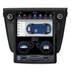 Штатная магнитола Nissan X-Trail 2014+ в стиле Тесла Android