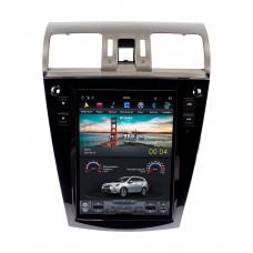 Штатная магнитола для Subaru Forester/XV/Impreza/WRX в стиле Tesla Android