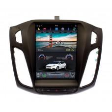 Штатная магнитола Ford Focus 3 2012-2017 в стиле Tesla Android