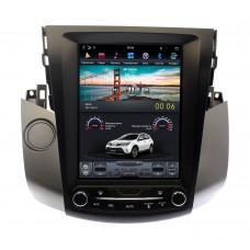 Штатная магнитола Toyota RAV4 2006-2012 в стиле Tesla Android