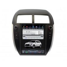Штатная магнитола Mitsubishi ASX, RVR 2010+ в стиле Tesla Android
