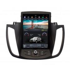 Штатная магнитола Ford Kuga 2013+ в стиле Tesla Android