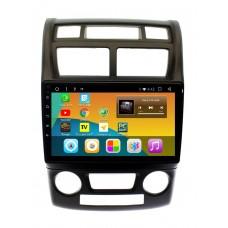 Штатная магнитола KIA Sportage 2008-2010 Android