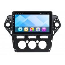 Штатная магнитола Ford Mondeo 2010-2015 черная Android