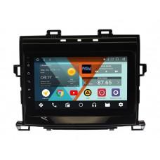 Штатная магнитола Toyota Alphard/Vellfire (2008-2014) Android