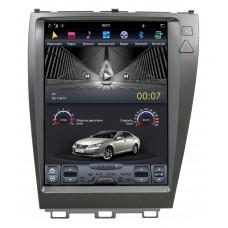 Штатная магнитола Lexus ES350 2009-2012 в стиле Tesla Android