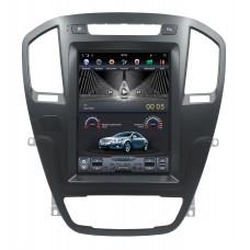 Штатная магнитола Opel Insignia 2009-2013 в стиле Tesla Android
