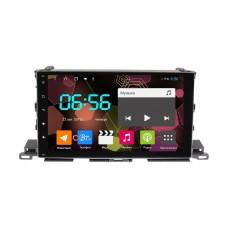 Штатная магнитола Toyota Highlander 2014-2018 Android (8 core / 64 Gb / 4 GB Ram) Sim 4G