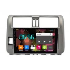 Штатная магнитола Toyota Prado 150 2010-2013 Android (8 core / 64 Gb / 4 GB Ram) Sim 4G