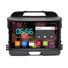 Штатная магнитола Kia Sportage 2010-2015 Android (8 core / 64 Gb / 4 GB Ram) Sim 4G
