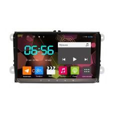 Штатная магнитола Volkswagen экран 9 дюймов Android (8 core / 64 Gb / 4 GB Ram) Sim 4G