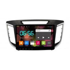Штатная магнитола Hyundai Creta (Грета) 2016+ Android  (8 core / 64 Gb / 4 GB Ram) Sim 4G