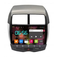 Штатная магнитола Mitsubishi ASX 2010-2015 Android (8 core / 64 Gb / 4 GB Ram) Sim 4G