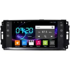 Штатная магнитола Jeep Compass 2013+ Android (8 core / 64 Gb / 4 GB Ram) Sim 4G