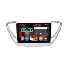 Штатная магнитола Hyundai Solaris 2017+ Android (8 core / 64 Gb / 4 GB Ram) Sim 4G