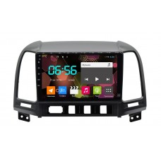 Штатная магнитола Hyundai Santa Fe 2006-2012 Android (8 core / 64 Gb / 4 GB Ram) Sim 4G