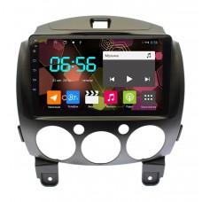 Штатная магнитола Mazda 2, Demio 2007-2014 Android (8 core / 64 Gb / 4 GB Ram) Sim 4G