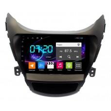Штатная магнитола Hyundai Elantra, Avante 2010-2013 Android (8 core / 64 Gb / 4 GB Ram) Sim 4G