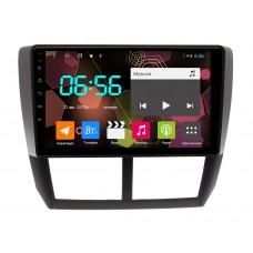 Штатная магнитола Subaru Forester 2008-2012, Impreza 2007-2011 Android (8 core / 64 Gb / 4 GB Ram) Sim 4G
