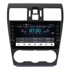 Штатная магнитола Subaru XV, Impreza (2012+), Forester (2013+) Android (8 core / 64 Gb / 4 GB Ram) Sim 4G