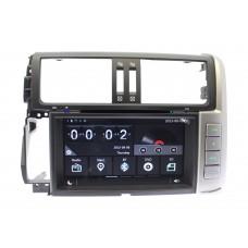 Штатная магнитола Toyota Land Cruiser Prado 2009 - 2013 W2-E8119T