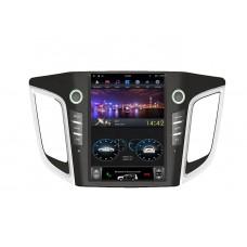 Штатная магнитола тесла X6 для Hyundai IX25 Android