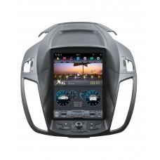 Штатная магнитола тесла X6 для Ford Kuga (2013-2015) 6 Core Android