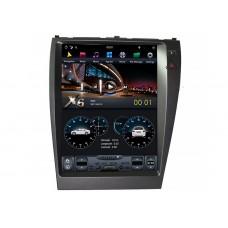 Штатная магнитола тесла X6 для Lexus ES350 (2007-2012) Android
