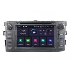 Штатная магнитола Toyota Auris E150 (2006-2012) Witson W2-RD7666